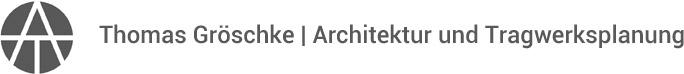 Thomas Gröschke | Architektur und Tragwerksplanung